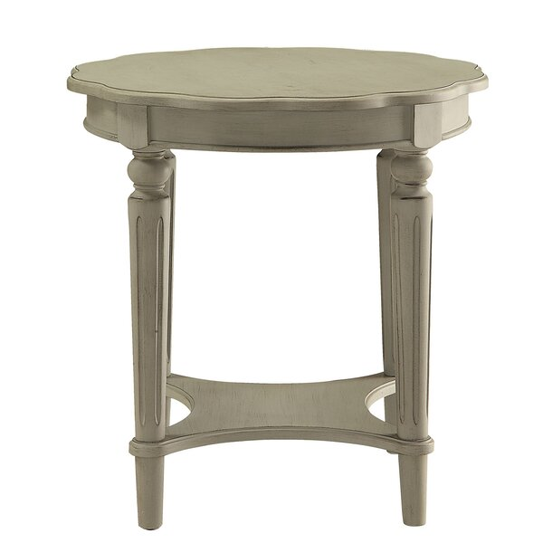 Gonzalo End Table By Ophelia & Co.