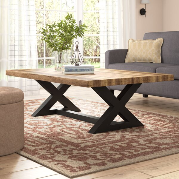 Vivier Coffee Table by Laurel Foundry Modern Farmhouse