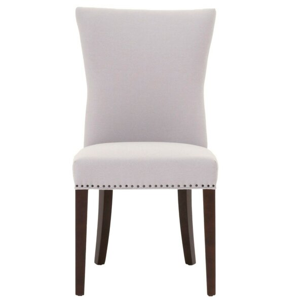 Mcgill Wooden Upholstered Dining Chair (Set of 2) by Canora Grey