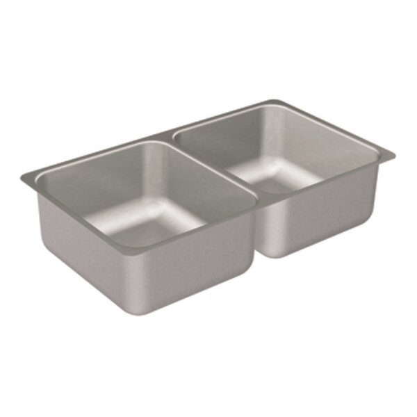 2000 Series Double Bowl Kitchen Sink by Moen