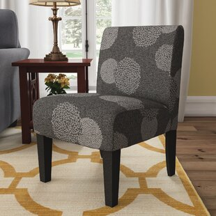 Charcoal Sunflower Chair | Wayfair