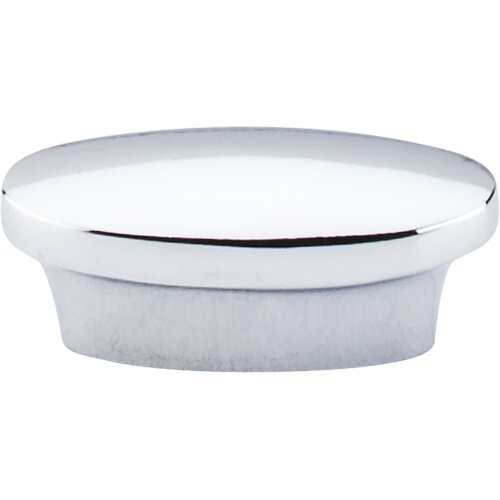 Nouveau II Oval Knob by Top Knobs