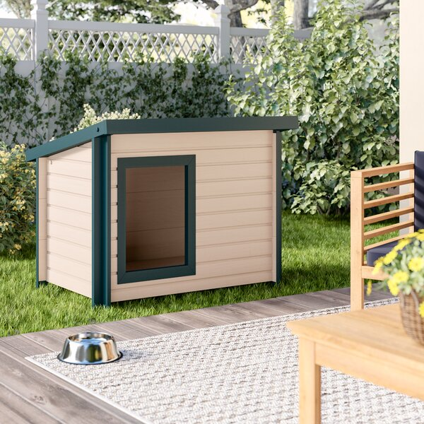 Adela Rustic Lodge Style Dog House by Archie & Oscar