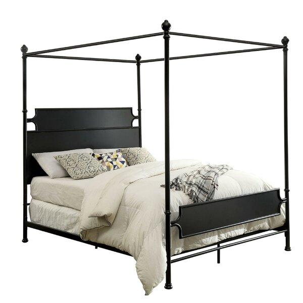 Jenkins Canopy Bed by Gracie Oaks Gracie Oaks
