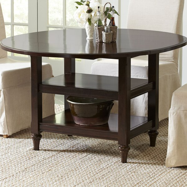 Burke Drop-Leaf Dining Table by Birch Lane™ Heritage