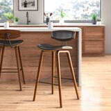 Marvelous Mid Century Modern Counter Height Bar Stools Youll Love In Bralicious Painted Fabric Chair Ideas Braliciousco