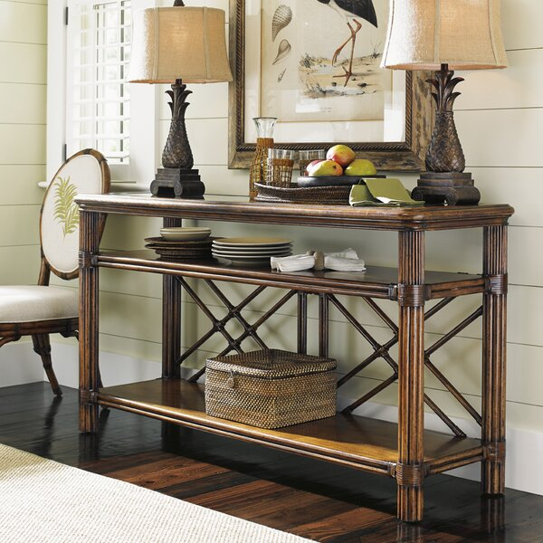 Bali Hai Console Table By Tommy Bahama Home