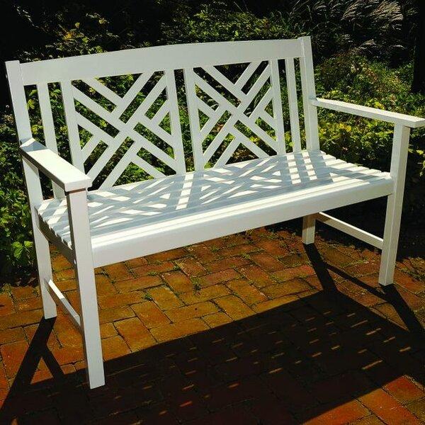 Katia Wooden Garden Bench