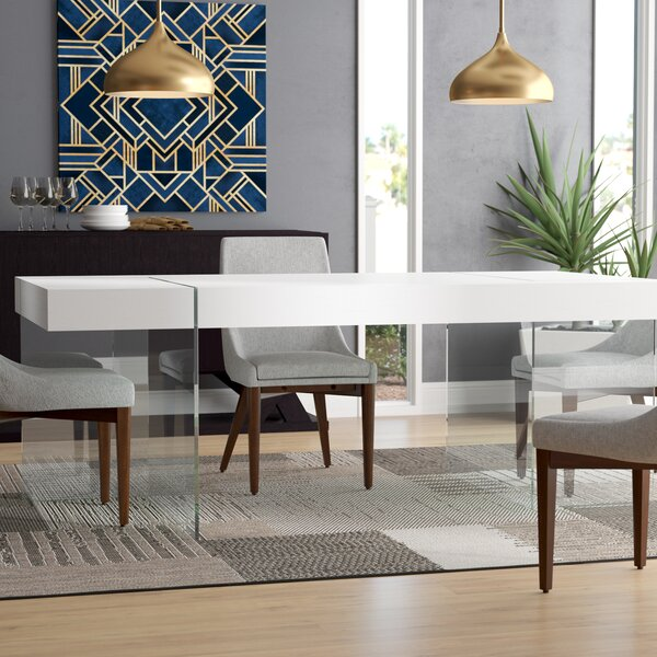 Domenica Modern Dining Table by Wade Logan