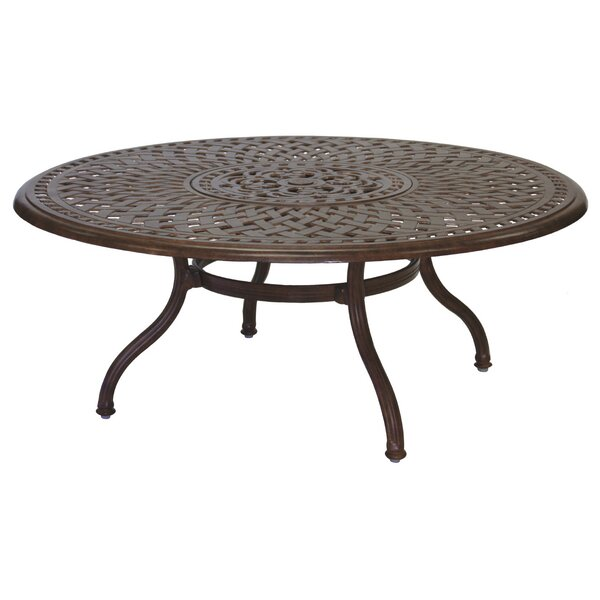 Fairmont Chat Table by Astoria Grand