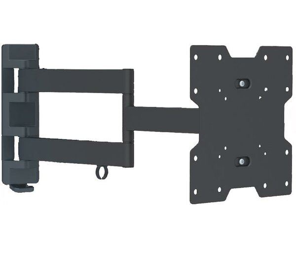 TygerClaw Full Motion Universal Wall Mount for 23-42 Flat Panel Screens by Homevision Technology