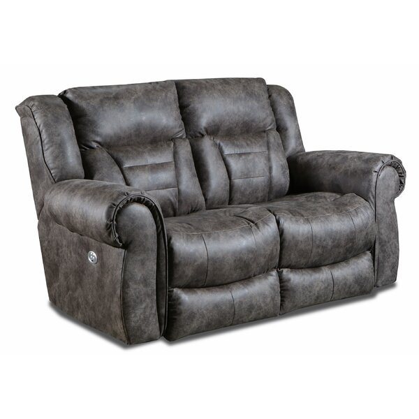 Buy Online Top Rated Titan Double Reclining Loveseat by Southern Motion by Southern Motion
