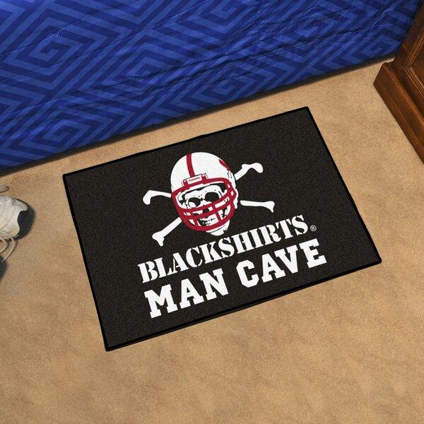 University of Nebraska - Blackshirts Doormat by FANMATS