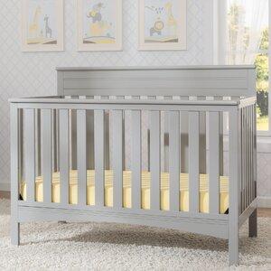 Fabio 4-in-1 Convertible Crib