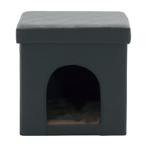 Paws and Purrs Storage Ottoman by Paws and Purrs
