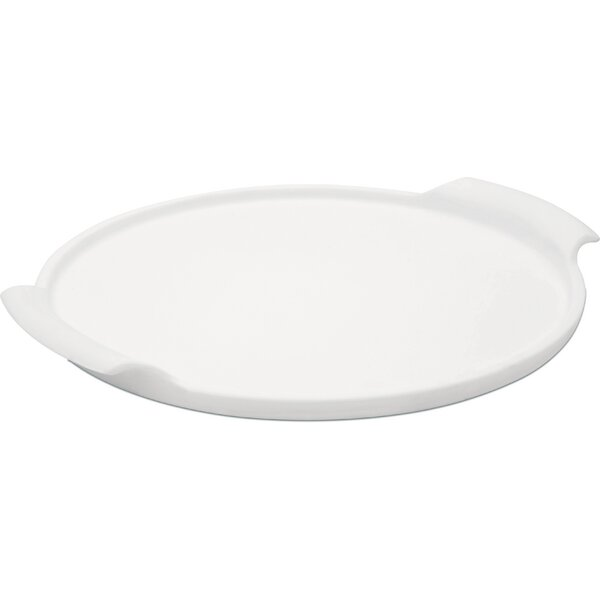 Pizza Stone with Handle by Oxford Porcelain