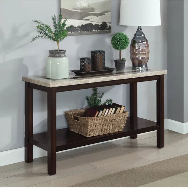 Crewkerne Console Table by Canora Grey
