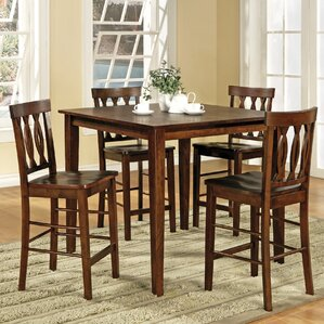 Richmond 5 Piece Counter Height Dining Set by Steve Silver Furniture