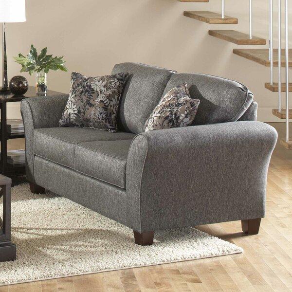 Serta Upholstery Westbrook Loveseat By Alcott Hill Design