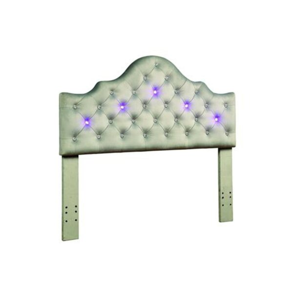 Broadmoor Upholstered Panel Headboard by Rosdorf Park