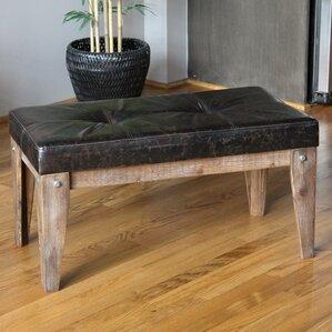 Upholstered Bench by Trent Austin Design
