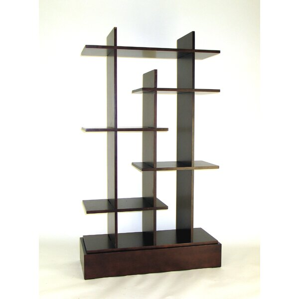 Modern Skyline Bookcase by Wayborn