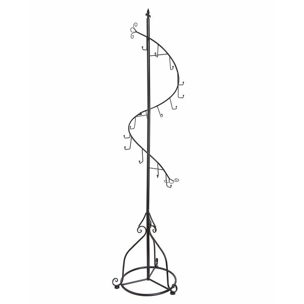 Gillian Freestanding Decorative Coat Rack by Fleur De Lis Living