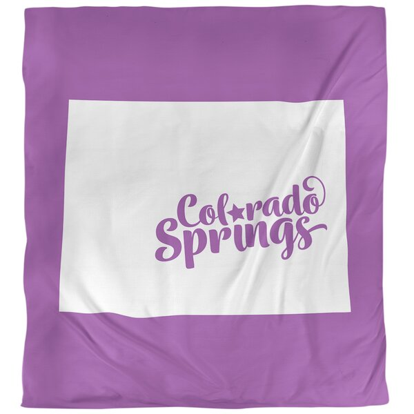 Springs Colorado Single Duvet Cover