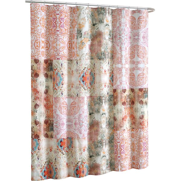 Wish Cotton Shower Curtain by Tracy Porter