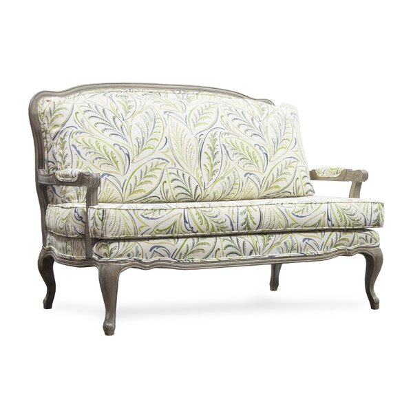 Reynolds Loveseat by Uniquely Furnished