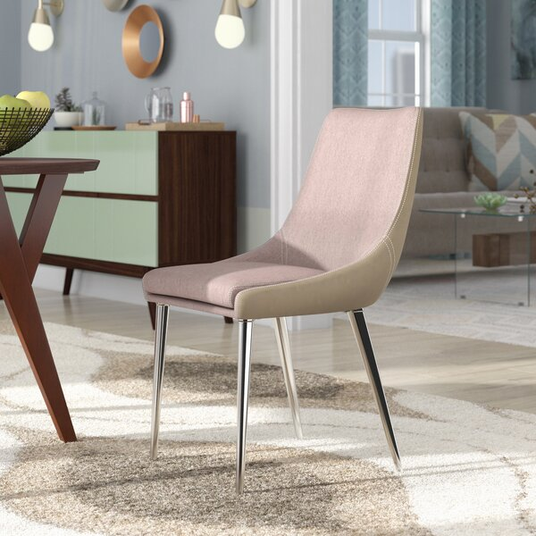 Lesly Ambers Side Chair (Set of 2) by Wade Logan