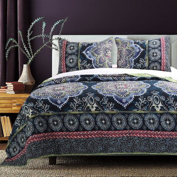 Balsam Quilt Set by World Menagerie
