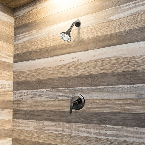 Middleton Shower Trim With Rough-in Valve Oil Rubbed Bronze By Design House