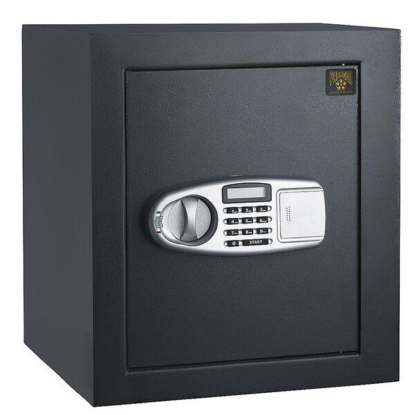 Quarter Master Digital Keypad Fire Resistant Home Office Key Lock Security Safe by Paragon Safe