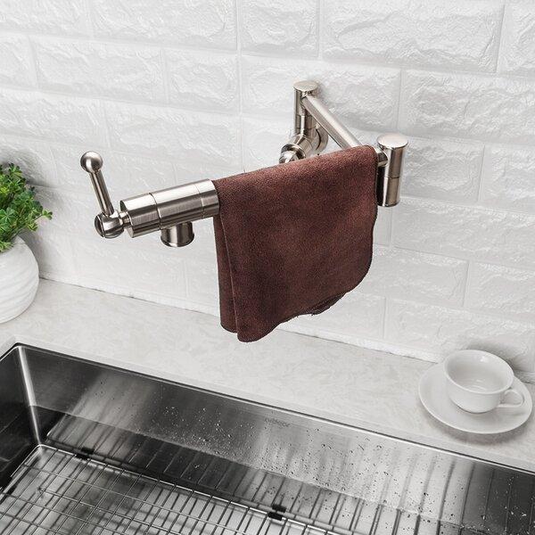 Spenser Touch Single Handle Kitchen Faucet