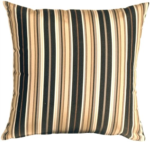 Florentina Classic Outdoor Sunbrella Throw Pillow by Bayou Breeze