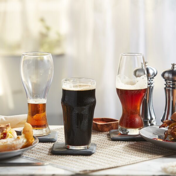 Craft Brews 25 Piece Glass Assorted Glassware Set by Libbey