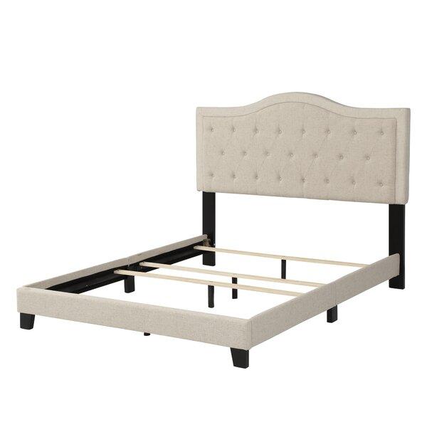 Shelteridge Upholstered Standard Bed by Red Barrel Studio