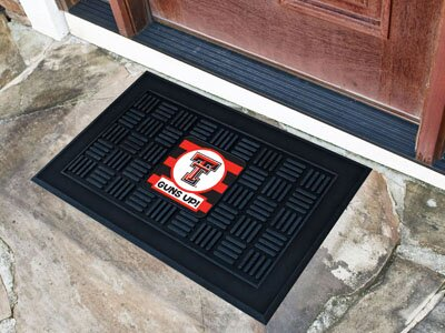 NCAA Texas Tech Southern Doormat by FANMATS