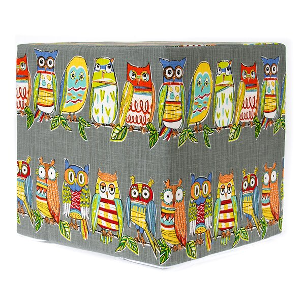 Buie Decorative Cube Ottoman By Zoomie Kids Savings