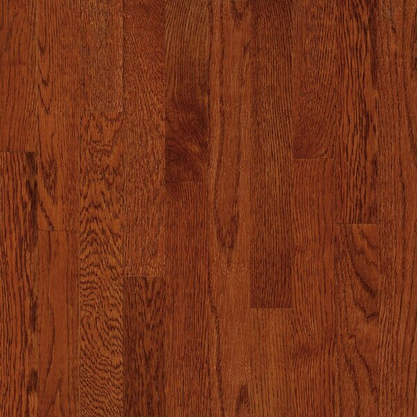 2-1/4 Solid Oak Hardwood Flooring in Amber by Bruce Flooring