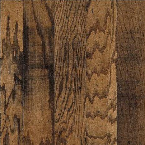 5 Engineered Red Oak Hardwood Flooring in Bighorn by Armstrong Flooring