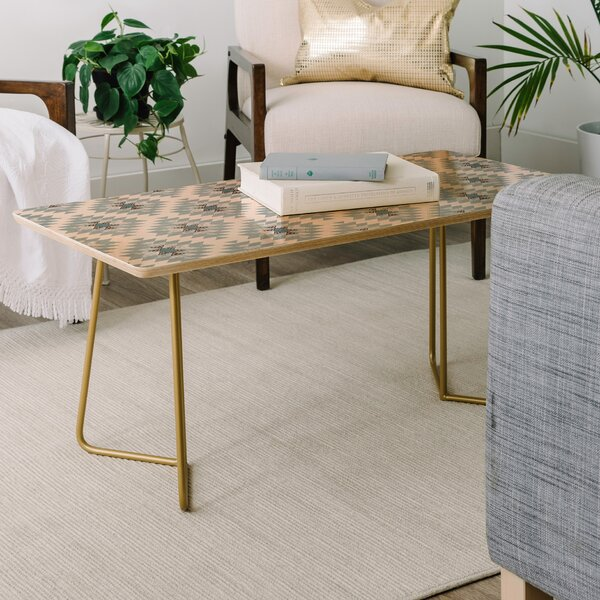 Dash and Ash Dwelling Dawn Coffee Table by East Urban Home East Urban Home