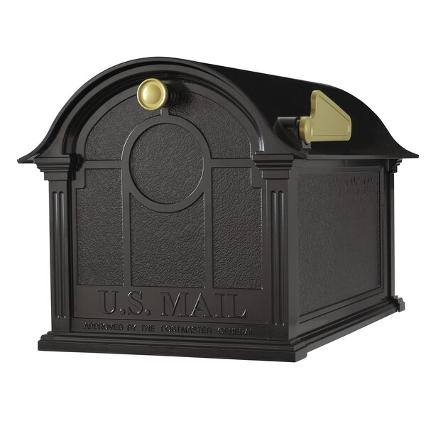 Balmoral Wall Mounted Mailbox by Whitehall Products