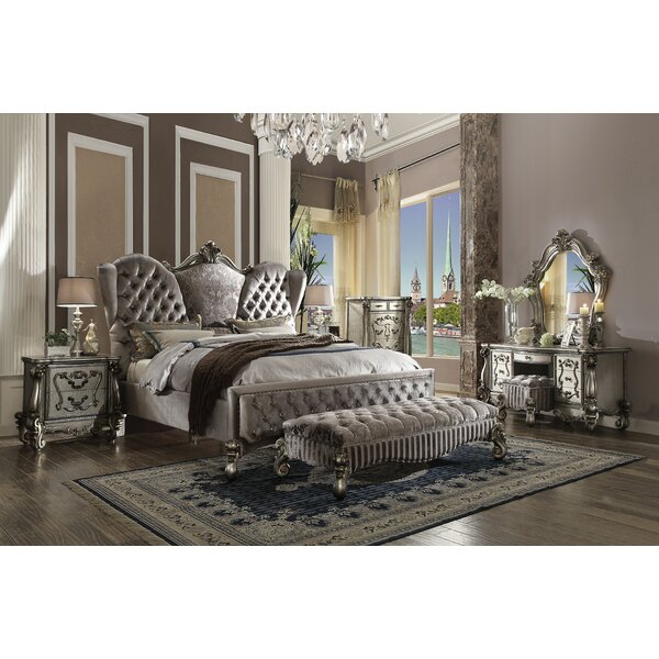 Tanner Panel Configurable Bedroom Set by Astoria Grand