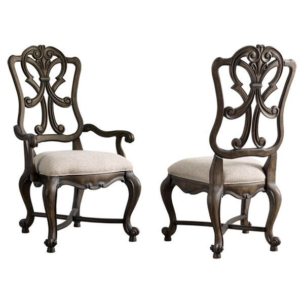 Rhapsody Solid Wood Dining Chair (Set of 2) by Hooker Furniture