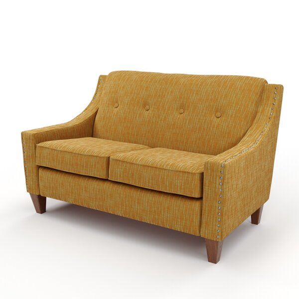 Loveseat by Maxwell Thomas