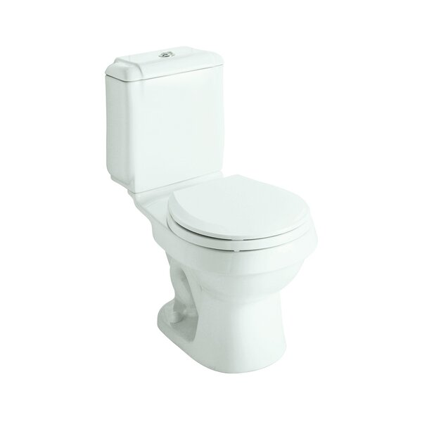 Rockton Dual Flush Round 2 Piece Toilet by Sterling by Kohler