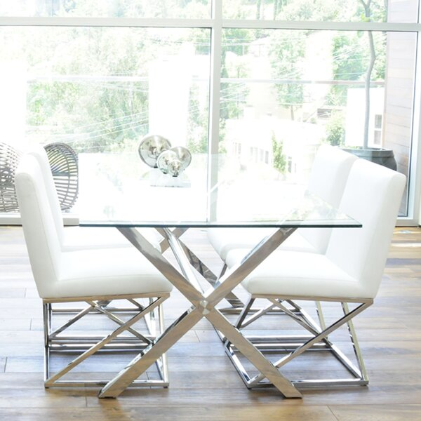 Emiliano Dining Table by Wade Logan