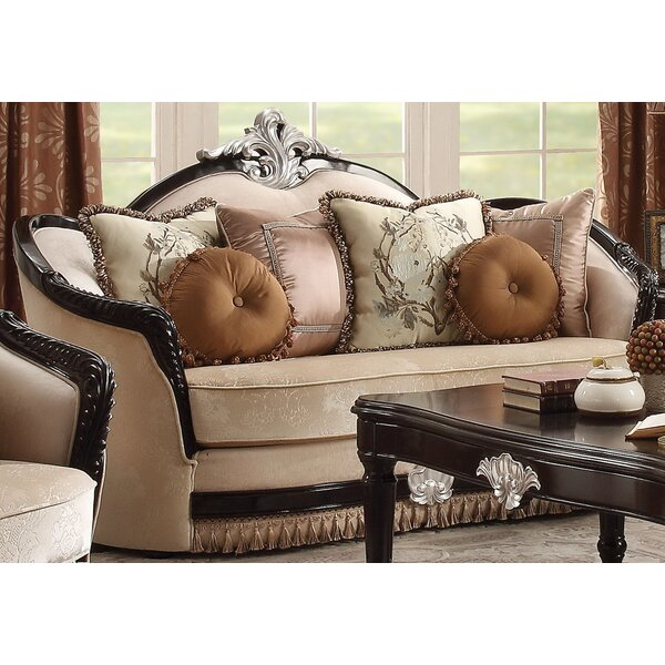 High-quality Mcclellan Standard Loveseat by Astoria Grand by Astoria Grand